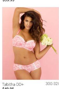 Tabitha lingerie set