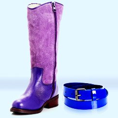 Winter Boots & Belts Clearance