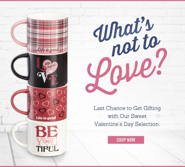 Shop Valentines Day Collection
