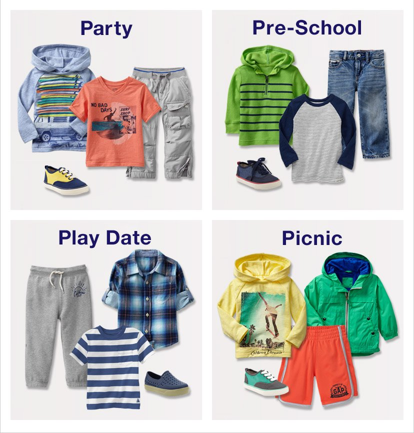 Party | Pre-School | Play Date | Picnic