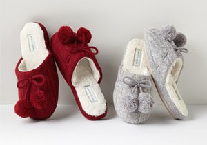 Up to 80% Off: Slippers & Robes