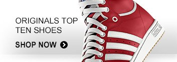 Shop Men's Top Ten Red Shoes »