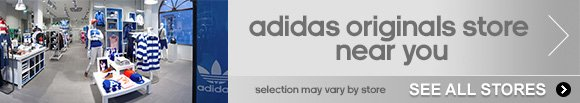 Find an adidas Store »