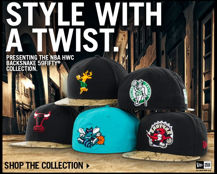 A New Twist with this Exclusive 59FIFTY Style!