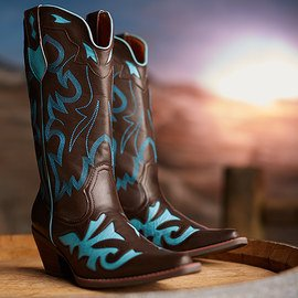 Western Lifestyle: Women & Men's Boots