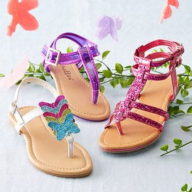 Chatties: Girls' Sandals