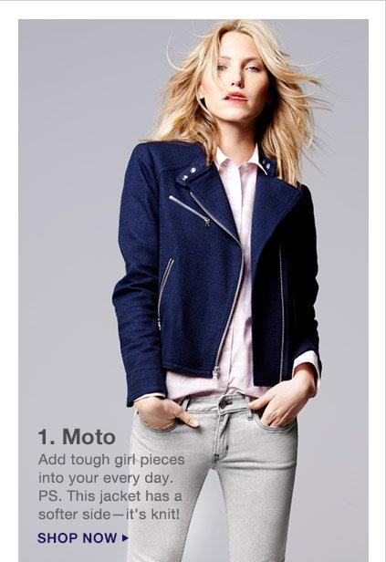 1. Moto | SHOP NOW