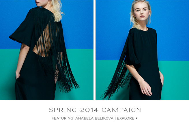 Explore the Spring 2014 Campaign