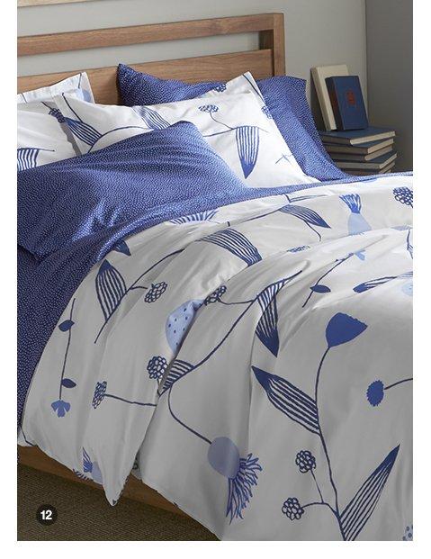Marimekko Lompolo Bed Linens