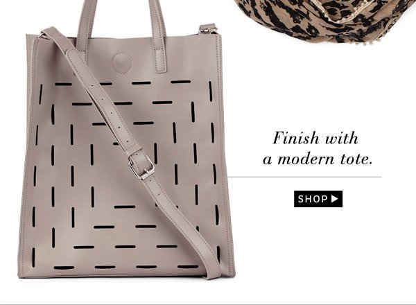 From the Shoes Up: Shop Bags