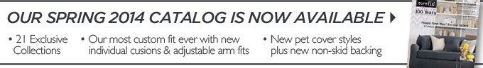 New Spring 2014 Catalog