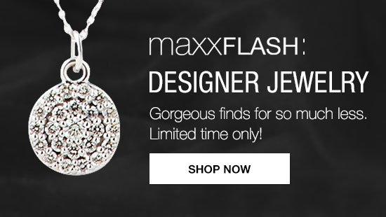 maxxflash: diamond jewelry. shop now