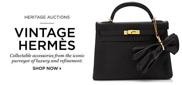 Heritage Auctions: Vintage Hermès