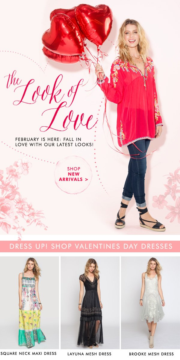Fall in love with our New Arrivals!