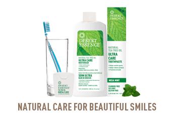 Desert Essence Dental Care