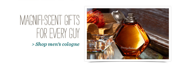 Shop men's cologne