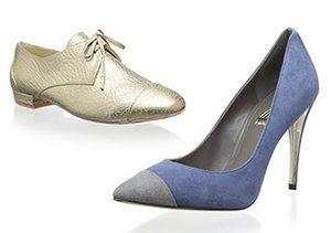 Updated Classics: Heels & Flats