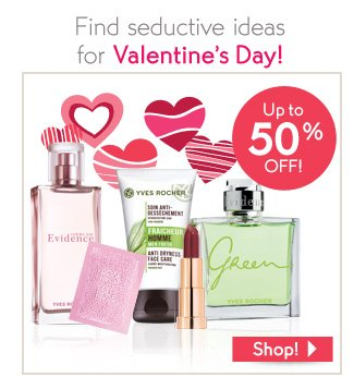 Find seductive ideas for Valentine's Day!
