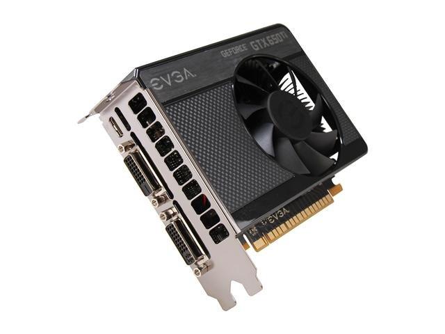 EVGA GeForce GTX 650 Ti 02G-P4-3651-KR Video Card