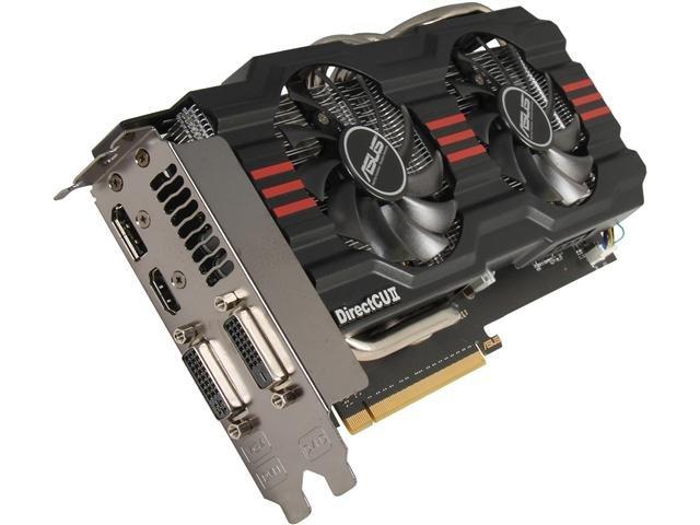 ASUS GeForce GTX 660 GTX660-DC2O-2GD5 Video Card