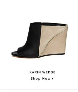 KARIN WEDGE - Shop Now