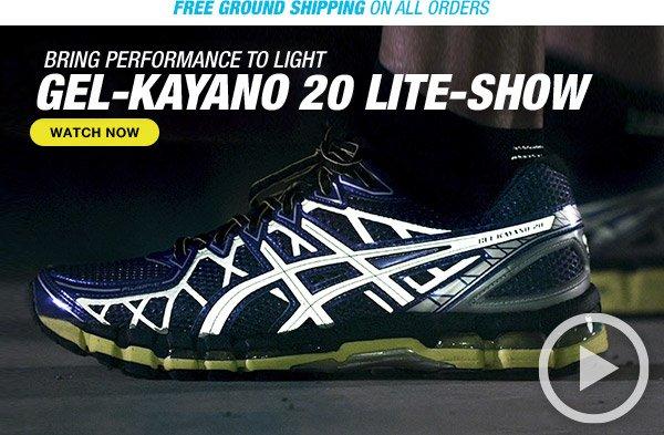 Kup online nowa wysoka jakość zawsze popularny ASICS: Bring Performance to Light - The GEL-Kayano 20 Lite ...