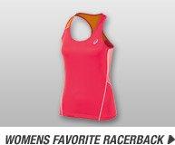 Shop the Womens Lite-Show Favorite Racerback - Promo E