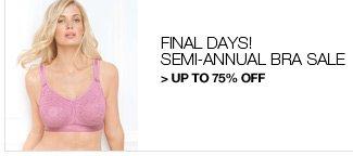 Shop Semi-Annual Bra Sale, Up to 75% Off
