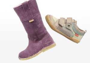 Sneakers to Boots: Kids' Shoes