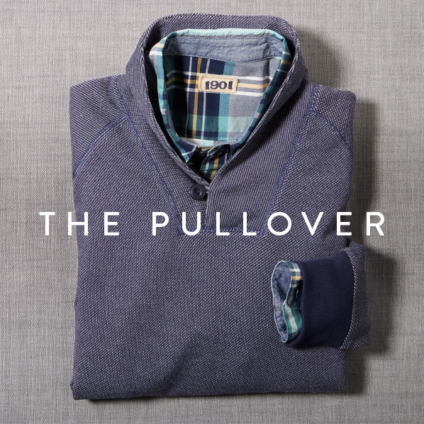 THE PULLOVER