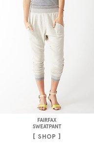 Fairfax Sweatpant