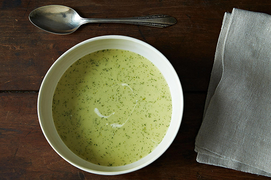 Genius Celery Soup