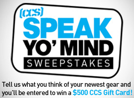 Speak Yo' Mind and Win $500!