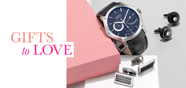 Gifts to Love: Watches & More