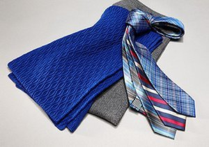 Gifts to Love: Ties & Scarves
