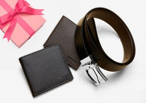Gifts to Love: Belts, Wallets & More
