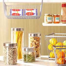 Tidy Up: Kitchen Organization