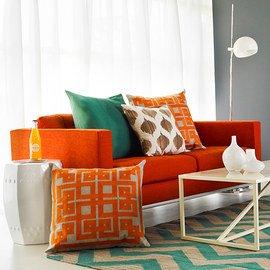 Geometric Design: Textiles & Décor