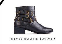 Neves Bootie-$39.95