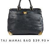 Taj Mahal Bag - $39.95