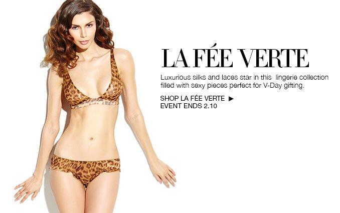 Shop La Fée Verte - Ladies