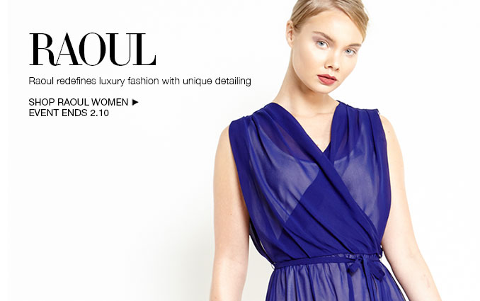 Shop Raoul - Ladies.