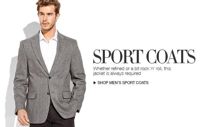 Shop Sports Coats - Men.