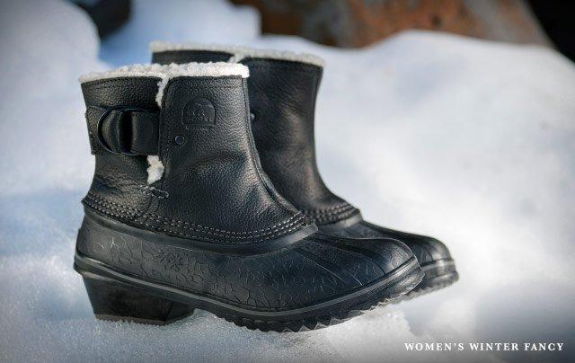 Women's Winter Fancy