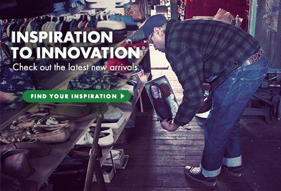 Inspiration to Innovation - Find Your Inspiration