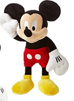 $7 ea. Minnie Mouse or Mickey Mouse mini plush › when you  buy 2 or more orig. $8 ea.