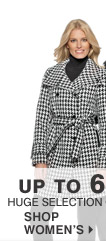 Up to 70% off  Huge selection of outerwear   Shop women's