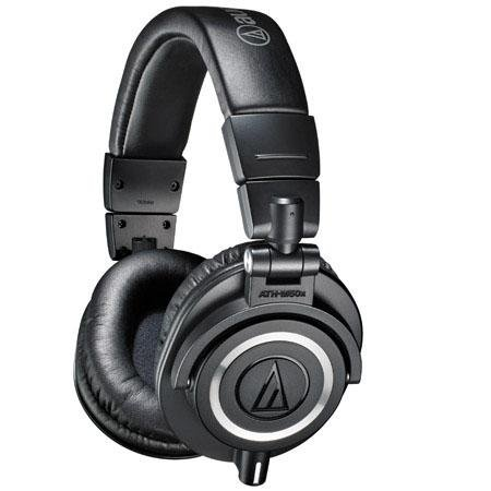 Adorama - Audio-Technica ATH-M50x Professional Monitor Headphones