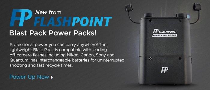 Adorama - Flashpoint Blast Pack