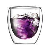 PAVINA Double wall Tea Glass, 2-pcs